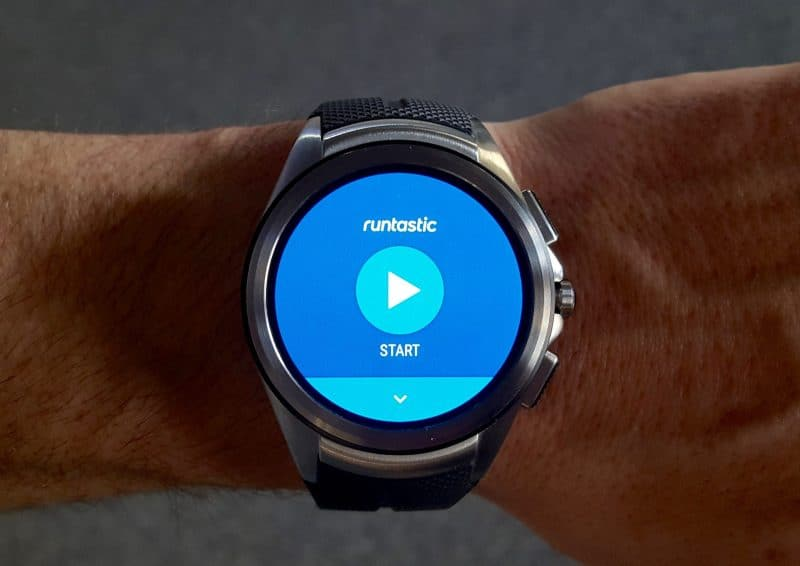 Runtastic wearos
