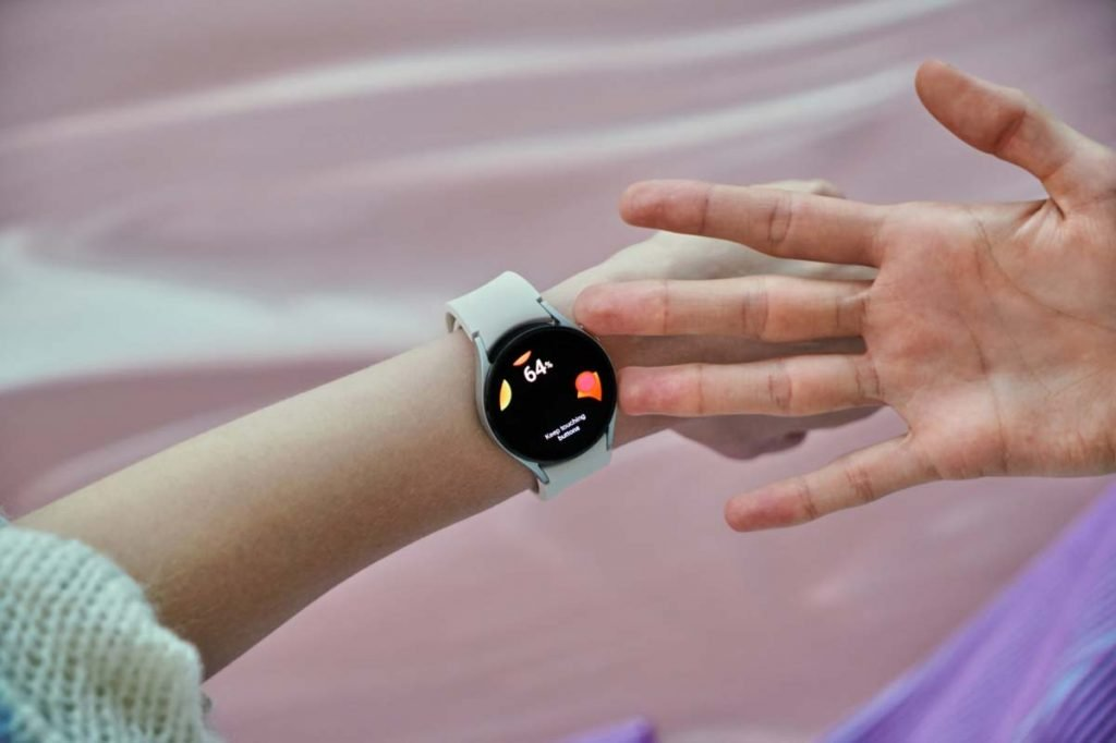 Samsung Galaxy Watch 4 BIA tool