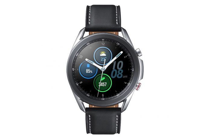 Samsung Galaxy Watch 3 health features