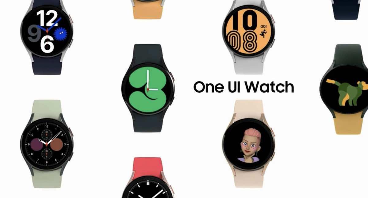 Samsung Galaxy Watch 4 One UI Wear 3.0