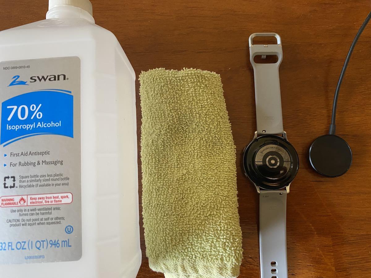 Samsung Galaxy Watch not turning on