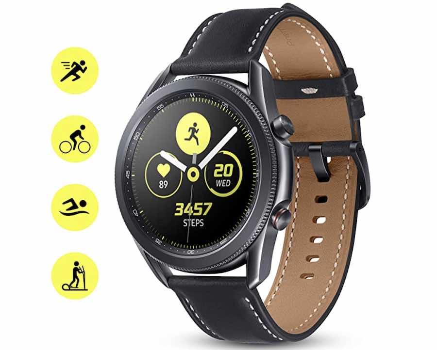 Samsung Galaxy Watch Sports modes