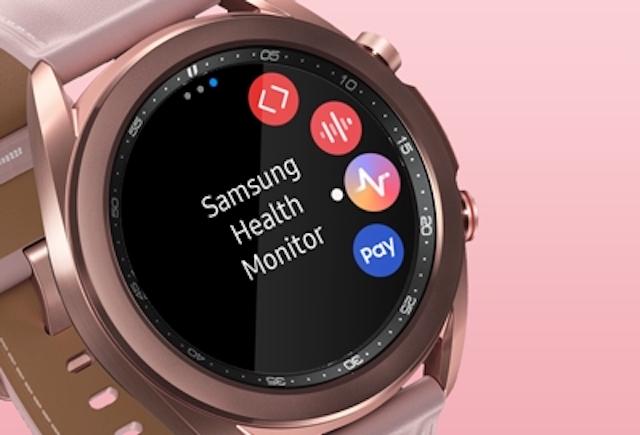 Samsung Health Monitor no compatible watch