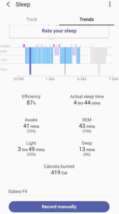 How to Use Sleep Tracking on Samsung Galaxy Watch