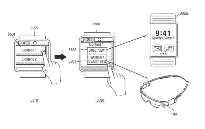 Samsung Smartglasses health use cases