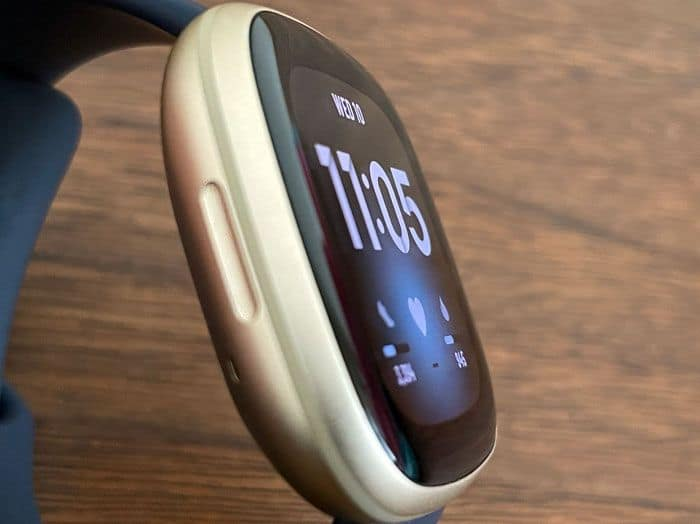 Fitbit watch side button for Sense and Versa 3