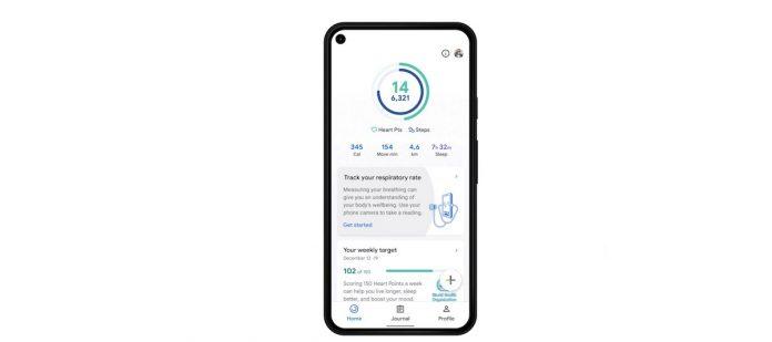 Smartphone camera health monitoring