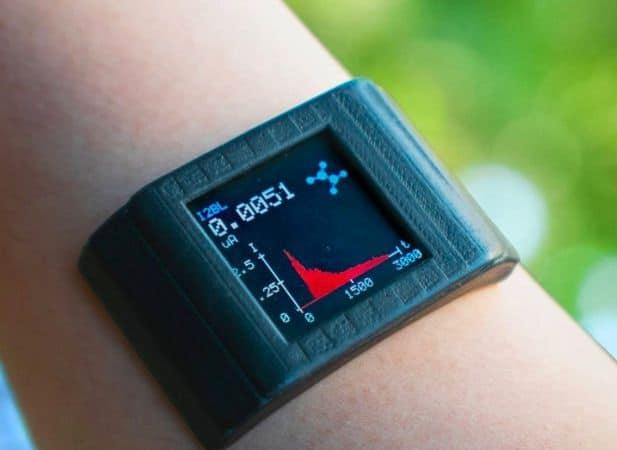 Smart Watch biochemical monitoring