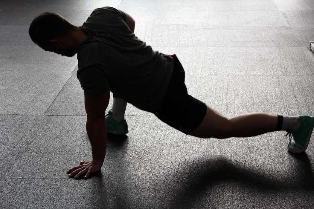 as I get older, I need to stretch more before and after exercising