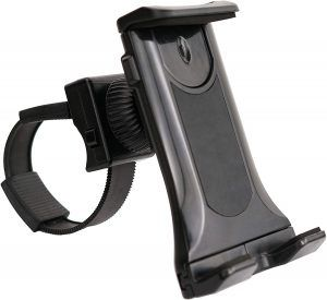 Sunny Health and Fitness Mobile Phone and Tablet Clamp Mount Holder