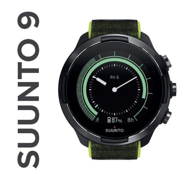 Suunto 9 Peak smartwatch