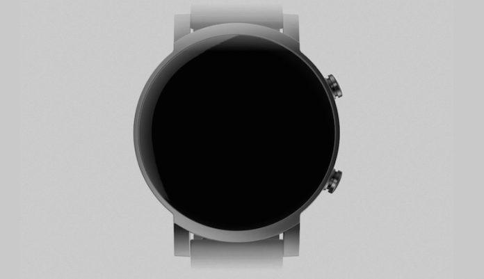 Ticwatch E3 design