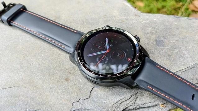 Ticwatch pro 3 aod