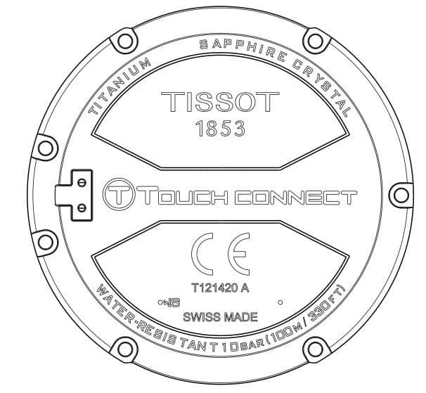 Tissot Touch connect