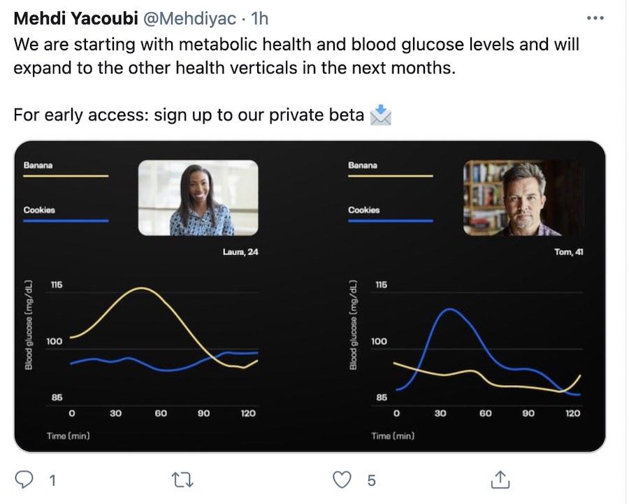 Vital Health Features