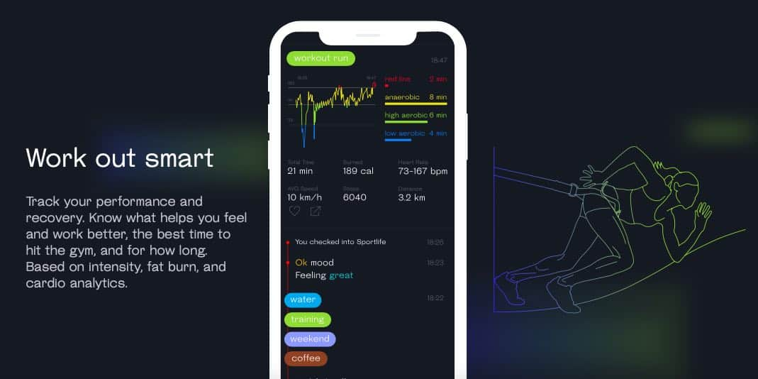 HRV App for Apple watch