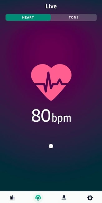 Amazon Halo Heart rate tracker