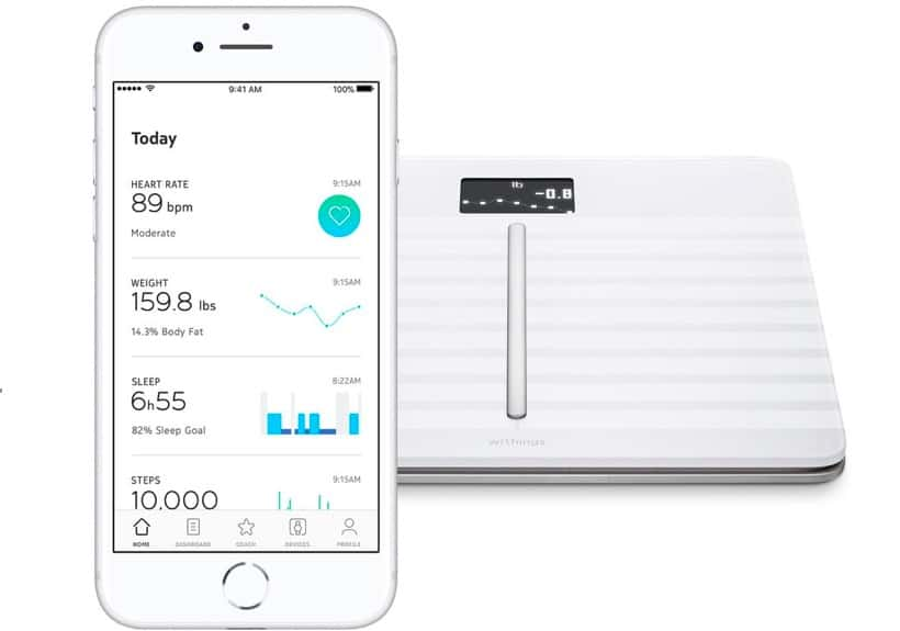 Withings SmartScale Body Cardio