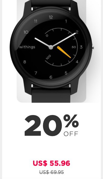 Withings Move Smartwatch