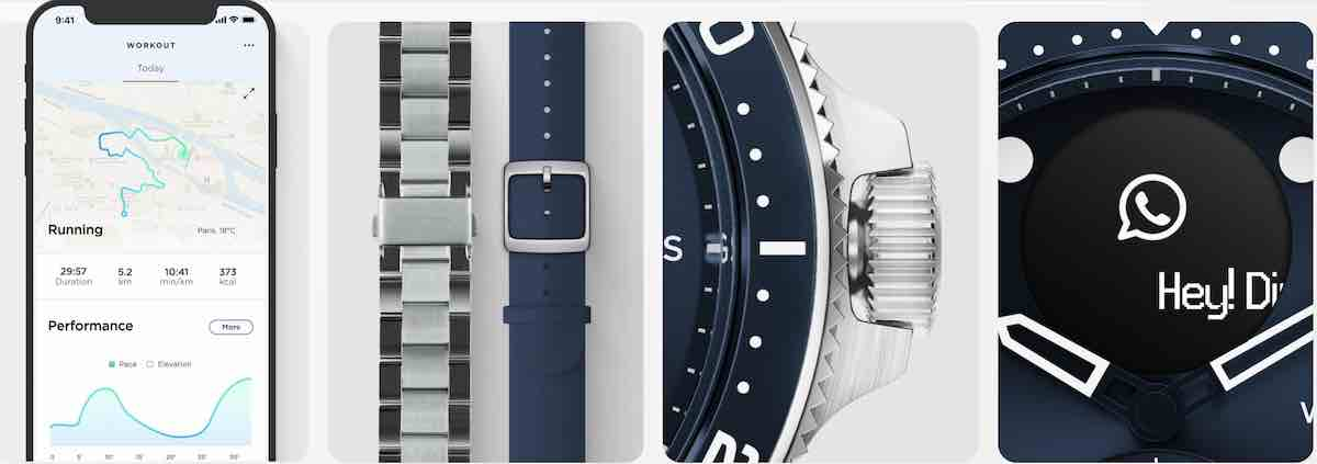Withings ScanWatch Horizons with excellent battery life