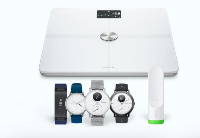 Withings Smart Products available