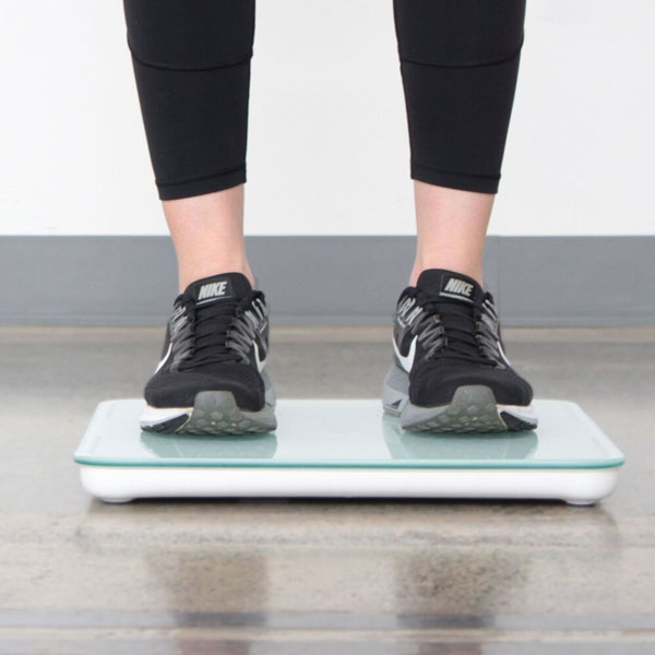 Measure your balance and fall risk with The Zibrio SmartScale