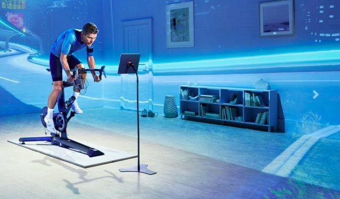 Zwift fitness program