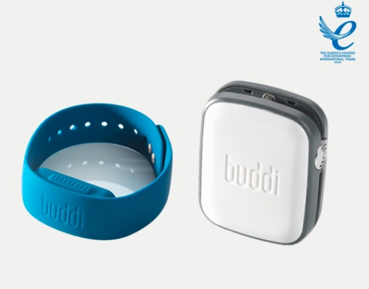 buddy wearable and pendant for seniors