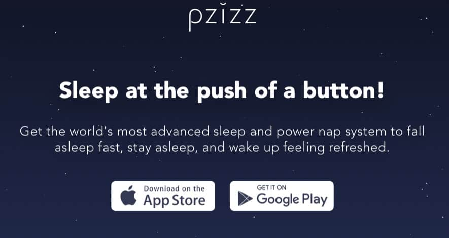 pzizz app for sleep
