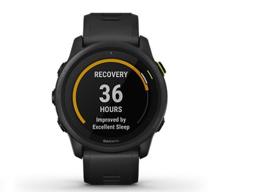 Garmin Forerunner 745 recovery analytics