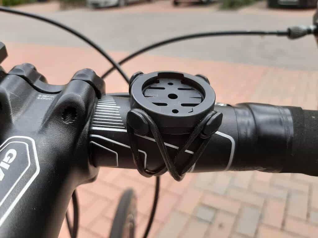 iGPSPORT 20E mount for bike handlebars