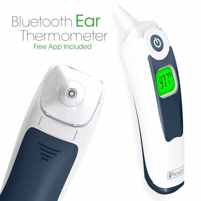 IPROVEN MEDICAL EAR THERMOMETER