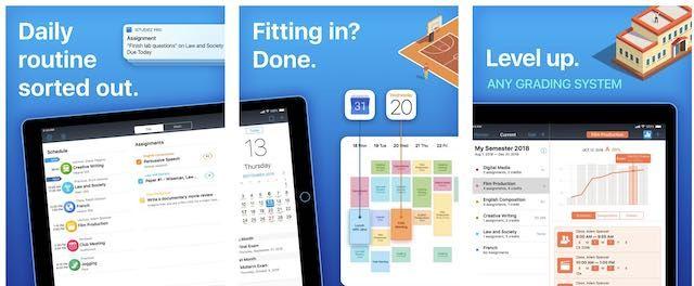 istudiez pro app for apple watch