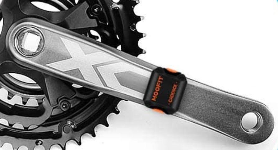 moot cadence bike sensor calories burned
