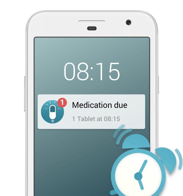 mytherapy pill reminder app