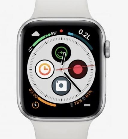 tile complication apple watch