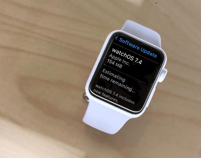 Update too slow on Apple Watch for watchOS